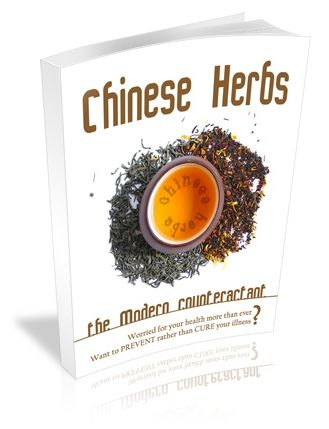 Chinese Herbs: The Modern Counteractant (eBook & MP3 Audio)