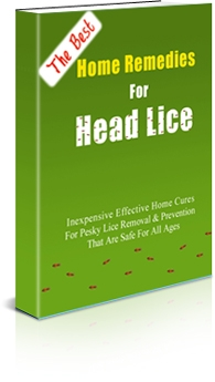 The Best Home Remedies For Head Lice (PLR)