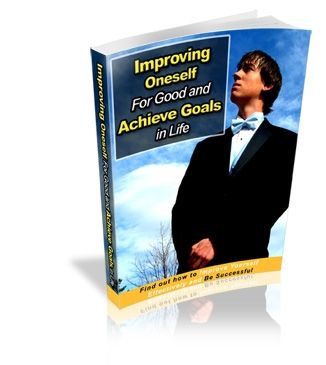Improving Oneself (PLR)