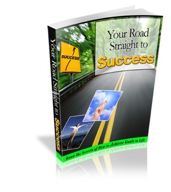 Your Road Straight to Success (PLR)